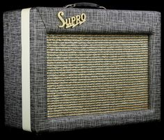 Used 1958 Valco Supro Model 1620T Amplifier