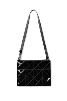 4001950b0560 BAO BAO ISSEY MIYAKE BILBAO LUCENT BASIC SMALL CROSSBODY bag