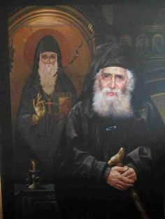 'The thoughts of a wise man are devoted to wisdom, and his words enlighten those who hear them. Thalassios the Libyan Miséricorde Divine, Saint Barbara, Pray Always, Byzantine Icons, Orthodox Christianity, Catholic Saints, Orthodox Icons, New Testament, Kirchen