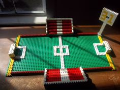LEGO.com - Gallery - Build up to the LEGO® Cup - Soccer Stadium