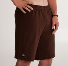 Inner Waves Organics Mens Mana Shorts Choice of Colors | www.downdogboutique.com #yoga
