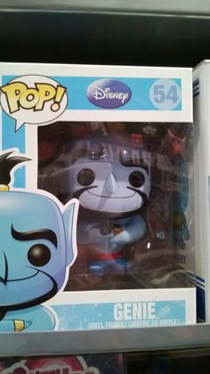 Genie figurine from Hot Topic