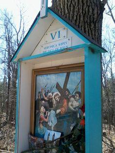 Sixth Station of the Cross, Marmora, Ontario, Canada