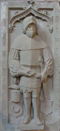 Germany Lorch - Kloster Lorch Georg von Woellwarth 1409 96.JPG (1689×3647)