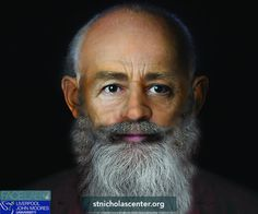 Hibiscus House: Update The Real St. Who Is St Nicholas, Saint Nicholas, Liverpool John Moores University, Forensic Anthropology, Mary Queen Of Scots, Russian Painting, Long Beards, Dark Skin Tone, Media Images