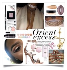 """""""glamourbeauty☆"""" by scheherazadee ❤ liked on Polyvore featuring Nicole, Burberry, Blue La Rue, MAC Cosmetics, Bobbi Brown Cosmetics, Chanel, Jet Set Candy, Lime Crime and Deborah Lippmann"""