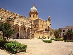 Cathédrale de Palerme - Sicile