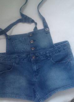 Kup mój przedmiot na #Vinted http://www.vinted.pl/kobiety/szorty-rybaczki/9812821-ogrodniczki-vinteage-cache-cache-3840