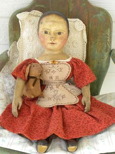 My repro Izannah Walker doll Sophia Grace for Angie