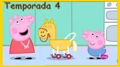 Peppa La Cerdita en Español Nuevos capitulos 2015 Temporada 4 Ep. 1-21 - YouTube