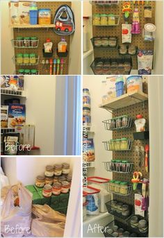 10 Clever Hanging Pantry Storage Ideas