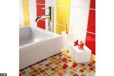 1000 images about salle de bain enfants on pinterest for Faience salle de bain enfant