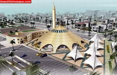 Lady-Aysha-Mosque-in-Jeddah-Saudi-Arabia