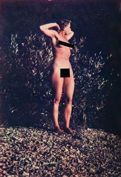 Coleccionista encuentra inéditas fotos desnuda de la eterna amante de Adolf Hitler Eva Braun