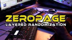 Layered Randomization Audio Track, Tech House, Layers, Layering