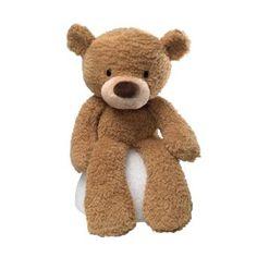 Gund 36cm Fuzzy Beige Bear: Amazon.co.uk: Toys & Games (Annie - LoL)