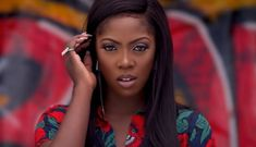 'You Teach Me Bad Thing' Tiwa Savage Blows Hot on Fan Over Exposed Nipple