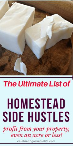 52 Ways to Make Money on a SMALL Homestead - Celebrating a Simple Life Homestead Layout, Homestead Farm, Homestead Gardens, Homestead Living, Farms Living, Homestead Survival, Farm Gardens, Future Farms, Mini Farm