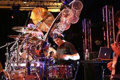 Scott Rockenfield. My favorite drummer.