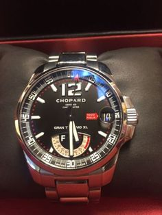 Chopard Mille Miglia Automatic Chronograph 168543-3001 ...
