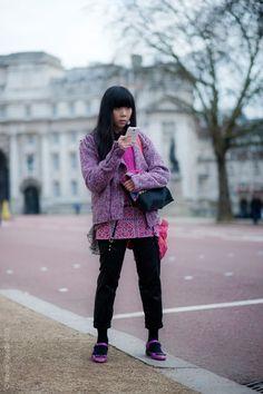London – Susie Lau. Photo © Wayne Tippetts