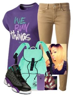 """""""We Run Things"""" by danimack03 ❤ liked on Polyvore"""