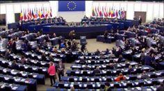 Mark Rutte during speech in het European Parlement #EU2016NL