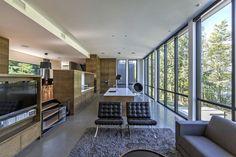 Maison contemporaine parfaitement organisée | LaPresse.ca