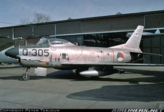 North American (Fiat) F-86K Sabre aircraft picture