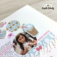 Hello! How are you? Caroli here, too excited because this is my very fist post as part of Doodlebug Desing Creative Team :)     Today I wa...