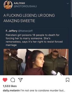 Ordinarily don't condone murder, but in some cases. Yeah, this is why I'd never become president. I'd end up legalizing situational murder. >>> Twas self defense Angst Quotes, Be My Hero, Faith In Humanity Restored, All That Matters, Equal Rights, Haha, Patriarchy, Social Issues, Social Justice