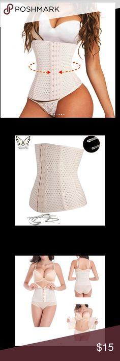 179acc4385 (Size M ) waist bones HBest Quality Slimming Belt Waist Cincher Women Waist  Trainers Shapewear Training Corset Body Hot Shapers Postpartum Belly Band 4  ...