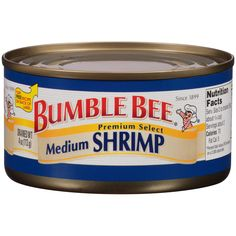 Product details for Bumble Bee canned medium shrimp. These shrimp make a great addition to any salad or seafood dish. Green Enchilada Sauce, Enchilada Recipes, Crab Enchiladas Recipe, Grilled Shrimp Kabobs, Herb Soup, Shrimp Fried Rice, Cup Of Cheese, Eating Alone, Healthiest Seafood