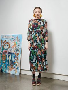 Mirka Mora x Gorman — The Design Files
