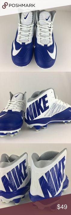 d24517546 Nike SIZE 13.5 Zoom Code Elite TD PF Football Clea NEW NOT BOX Nike SIZE  13.5