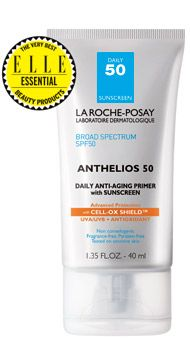 Anthelios 50 Daily Anti-Aging Primer with Sunscreen: Heard was the best sunscreen for daily use on face
