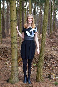With Love - by Eva: Little black dress revisited: de nieuwjaarsjurk!