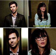 So glad they finally got closure! And Jess likes nick again!! #newgirlseasonfinale