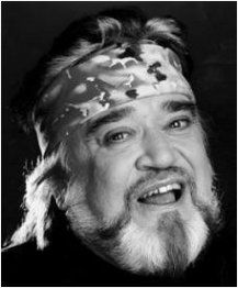 Wolfman Jack! ~DJ~ Oh my ! I would listen so quietly to his songs on my transitor radio when he came on late at night (no one knew what he looked like and we didn't know where the radio station was located where he was broadcasting from) We just knew he was playing the best music ever !