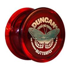 Duncan Yoyos were the coolest toys to show off your hand-eye coordination skills! ;-) So much fun!!