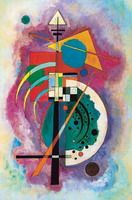 Wassily Kandinsky. Hommage to Grohmann, 1911