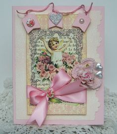 Nellies Nest: Pretty In Pink