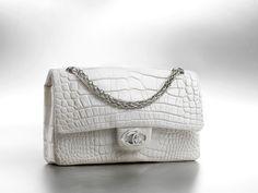 A valiosa bolsa Diamond Forever da Chanel