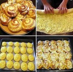 49 ideas breakfast recipes sweet butter for 2019 Breakfast Bake, Breakfast For Kids, Breakfast Recipes, No Bake Desserts, Dessert Recipes, Baking Recipes, Cookie Recipes, Bread Recipes, Sweet Butter
