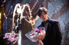 "Sung Joon as Joo Wan in ""I Need Romance 3 (tvN,2014)"" series"