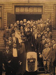 Brier Hill Funeral Youngstown Ohio 1918