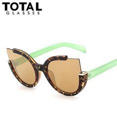 Totalglasses Round Shade Summer Fashion Sunglasses Women Vintage Brand Designer Glasses For Ladies Gafas Retro Oculos – sunglasss.net
