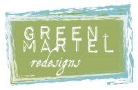 Got an old furniture piece that needs some re-fab?  GREEN+MARTEL Redesigns looking forward to Spring 2013!