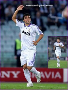Javier SAVIOLA Real Madrid