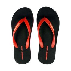 Buy Tangerine Toes Mens Basic Black Flipflop